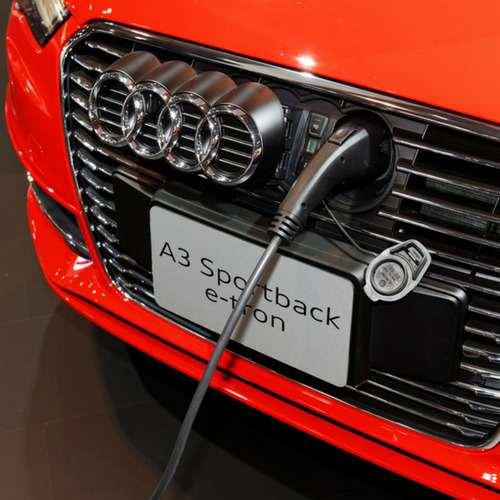 Audi EV Charging Cables