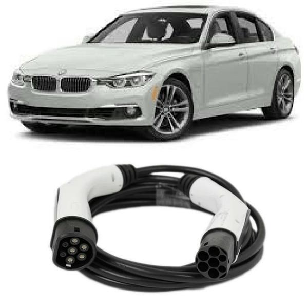 BMW 330e EV Cables