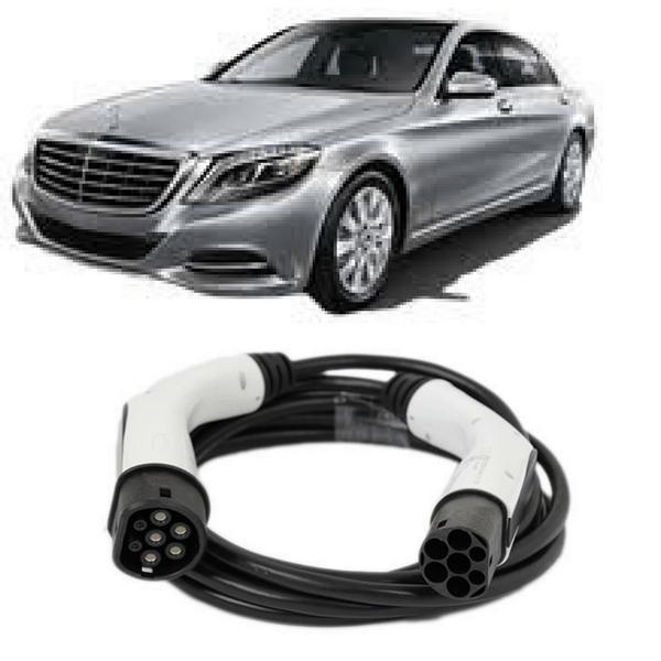 Mercedes S500 PHEV EV Cable