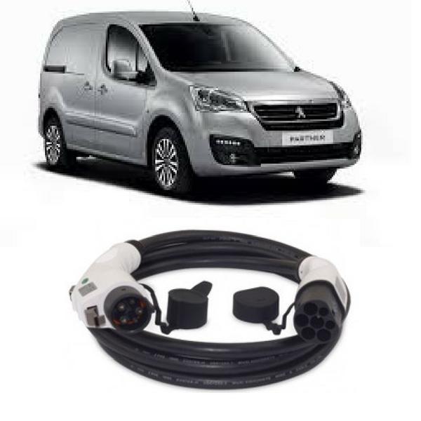 Peugeot Galicia EV Cable