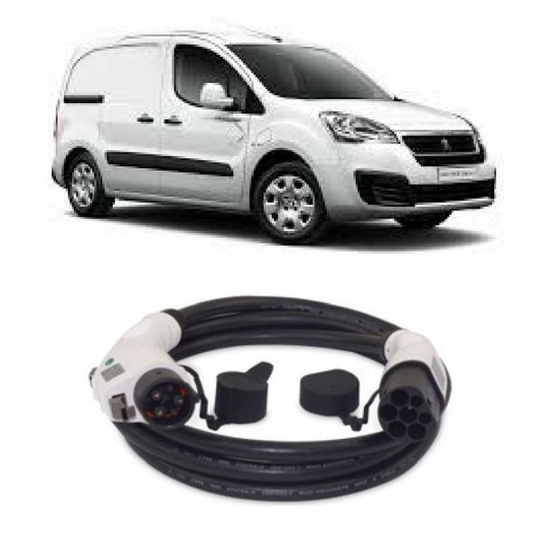 Peugeot Partner EV Cable