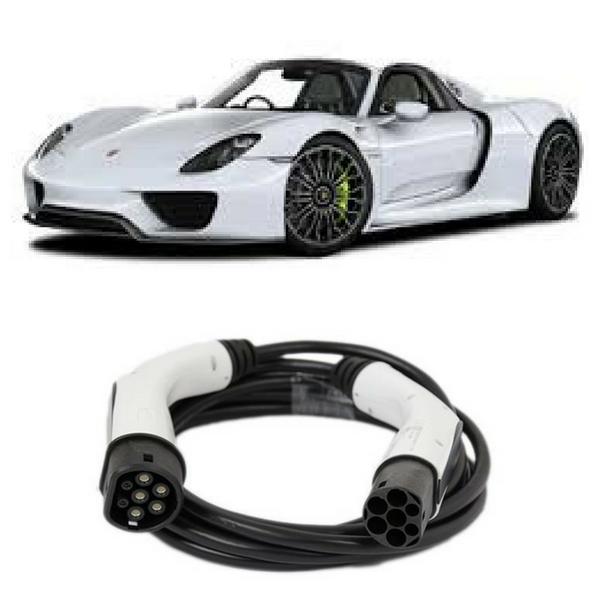 Porsche 918 Spyder EV Cable