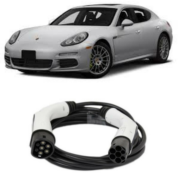 Porsche Panamera S PHEV EV Cable