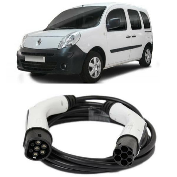 Renault Kangoo Phase2 EV Cable