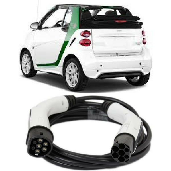 Smart ED 3 Phase 2013 EV Cable