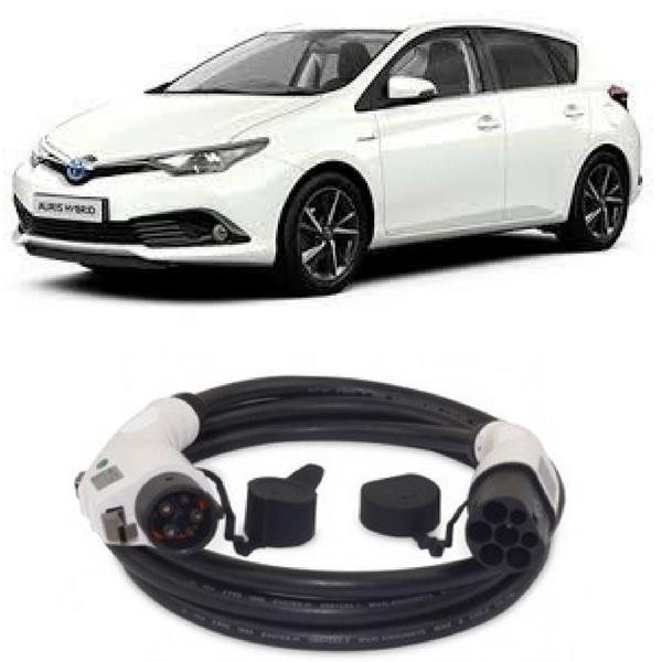 Toyota Auris EV Cable