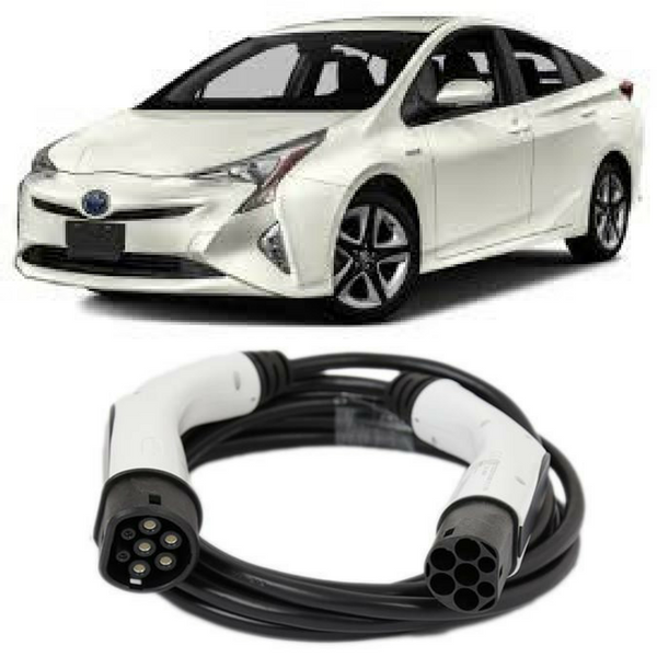 Toyota Prius From 2017 EV Cables