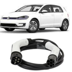 Volkswagen e-Golf EV Cables