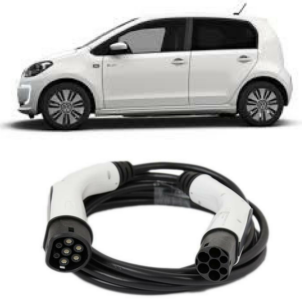 Volkswagen e-Up EV Cable from EV Cable Shop