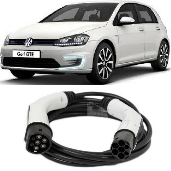 Volkswagen Golf GTE PHEV EV Cables