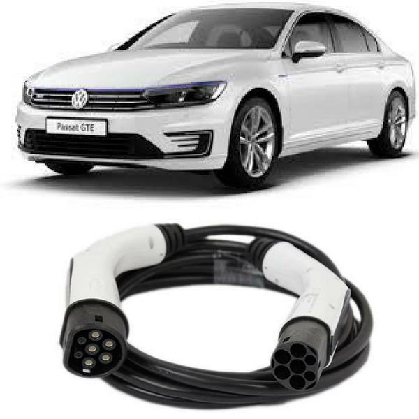 Volkswagen Passat GTE EV Cables