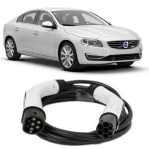 Volvo V60 PHEV EV Cables
