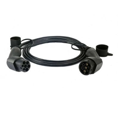 Type 2 Caps Off Besen EV Charging Cable - MG ZS EV Charging Cable - EV Cable Shop