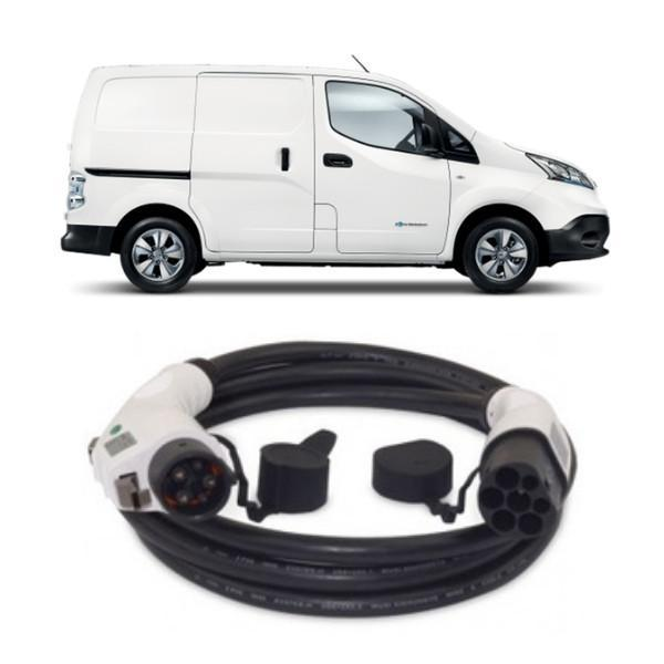 Cables and Accessories for the Nissan e-NV200
