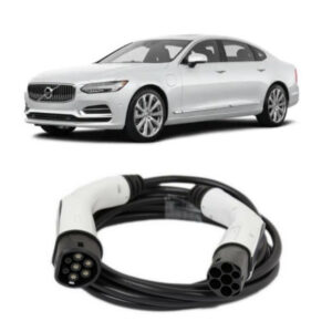Volvo S90 T8 charging cable