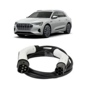 Audi Etron EV Charging Cable