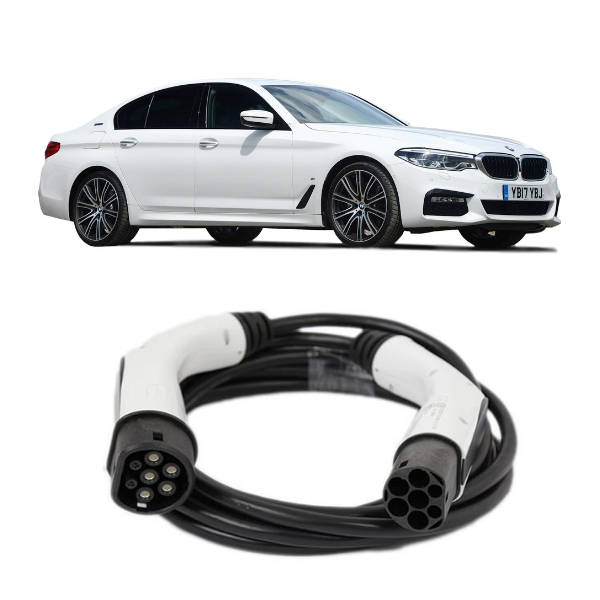 BMW 530e Charging Cable