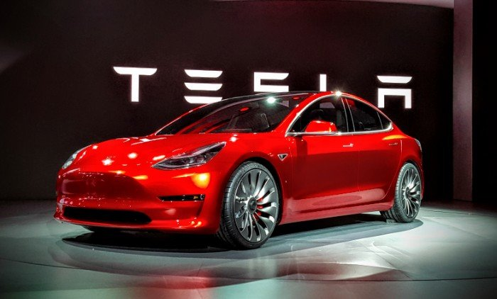 tesla model3 - Top 10 Electric Cars That Will Challenge Tesla - EV Cable Shop
