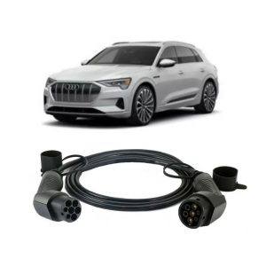Audi E tron Charging Cable 300x300 - Audi e-tron Charging Cable - EV Cable Shop