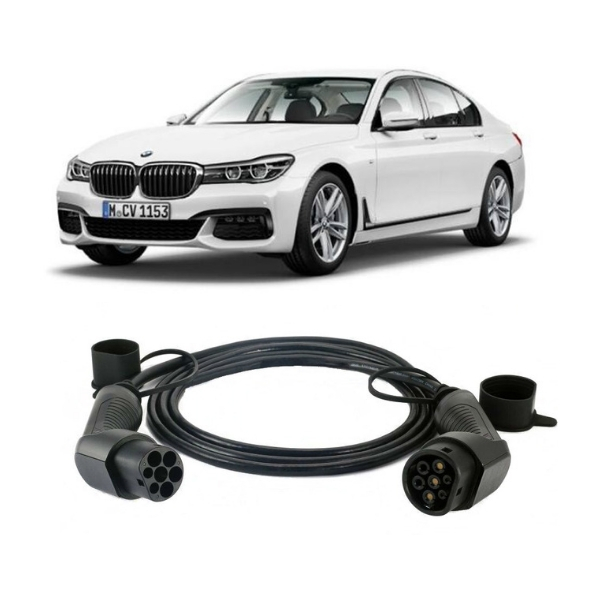 BMW 330e Charging Cables Free