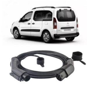 Citroën E Berlingo Charging Multispace EV Cable 2 300x300 - Citroën E-Berlingo Charging Multispace EV Cable - EV Cable Shop