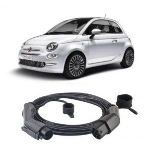 Fiat 500e EV Charging Cable 300x300 - Fiat 500e Charging Cable - EV Cable Shop