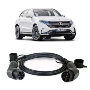 Mercedes Benz EQC Charging Cable 2 300x300 - Mercedes-Benz EQC Charging Cable - EV Cable Shop