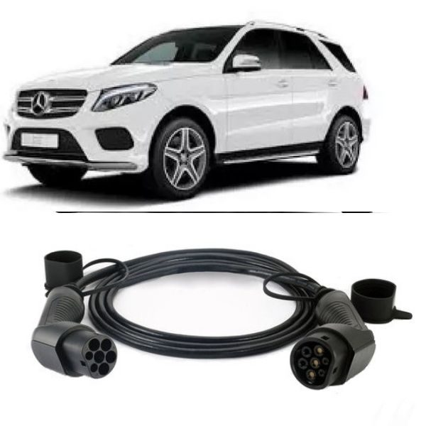 Mercedes GLE500e EV Charging Cable 2 600x600 - Mercedes GLE500e EV Charging Cable - EV Cable Shop