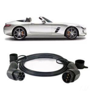Mercedes SLS EV Charging Cable 2 300x300 - Mercedes SLS EV Charging Cable - EV Cable Shop