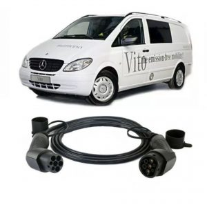 Mercedes Vito E Cell Van EV Charging Cable 300x300 - Mercedes Vito E-Cell Van EV Charging Cable - EV Cable Shop