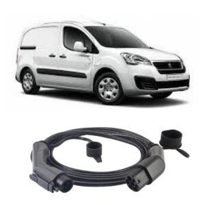 Peugeot Partner EV Charging Cable 2 300x300 - Peugeot Partner EV Charging Cable - EV Cable Shop