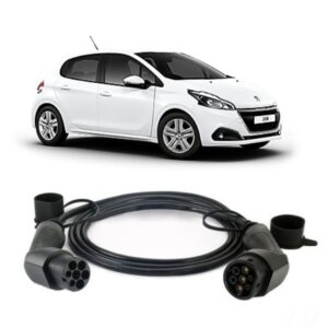Peugeot e-208 Charging Cable