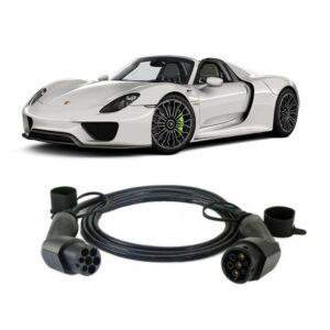 Porsche 918 Spyder EV Charging Cable 300x300 - Porsche 918 Spyder Charging Cable - EV Cable Shop