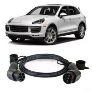 Porsche Cayenne EV Charging Cable 2 300x300 - Porsche Cayenne Charging Cable - EV Cable Shop
