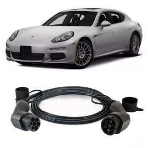 Porsche Panamera S PHEV EV Charging Cable 2 300x300 - Porsche Taycan Charging Cable - EV Cable Shop