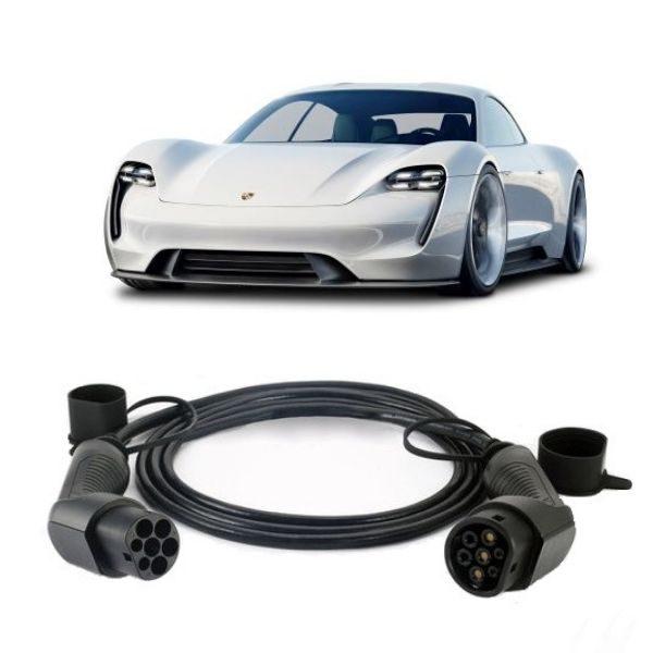 Porsche Taycan Charging Cable 2 600x600 - Porsche Taycan Charging Cable - EV Cable Shop
