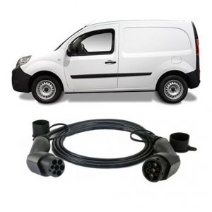 Renault Kangoo Phase2 EV Charging Cable 300x300 - Renault Kangoo Phase2 EV Charging Cable - EV Cable Shop