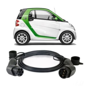 Smart ED 3 Phase 2013 EV Charging Cable 300x300 - Renault Zoe Charging Cable - EV Cable Shop