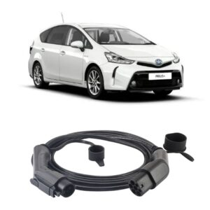 Toyota Prius Pre 2017 Charging Cables 2 300x300 - Toyota Prius (Pre 2017) Charging Cables - EV Cable Shop