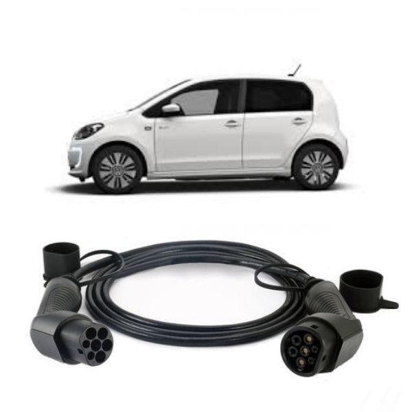 Volkswagen e Up EV Charging Cable 2 600x600 - Volkswagen e-Up EV Charging Cable - EV Cable Shop