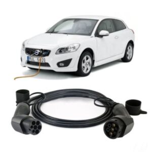 Volvo C30 Charging Cable 2 300x300 - Volvo XC90 T8 EV Charging Cable - EV Cable Shop