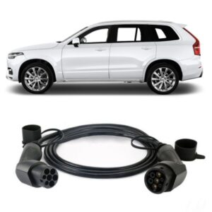 Volvo XC90 T8 EV Charging Cable 300x300 - EV Cables UK - EV Cable Shop