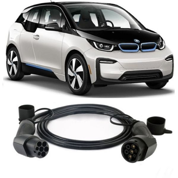 BMW 94 AH 3Rex EV Charging Cable 2 600x600 - BMW i3 94 Ah REx EV Charging Cable - EV Cable Shop