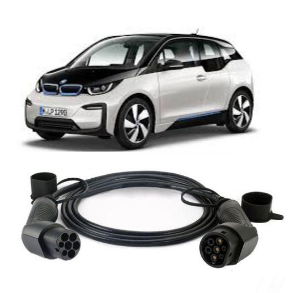 BMW i3 REx EV Charging Cable 2 600x600 - BMW i3 REx EV Charging Cable - EV Cable Shop