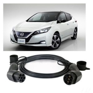 Nissan Leaf E Plus EV Charging Cable 2 300x300 - Nissan Leaf E-Plus EV Charging Cable - EV Cable Shop
