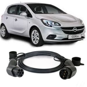 Opel Corsa e EV Charging Cable 2 300x300 - Vauxhall Corsa-e EV Charging Cable - EV Cable Shop