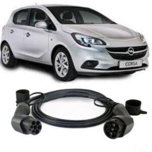 Vauxhall Corsa-e EV Charging Cable