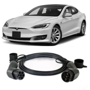 Tesla Model S EV Charging Cable 2 300x300 - MG ZS EV Charging Cable - EV Cable Shop