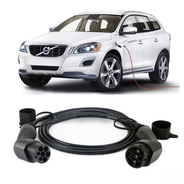Volvo XC60 EV Charging Cable 2 600x600 - Volvo XC60 EV Charging Cable - EV Cable Shop
