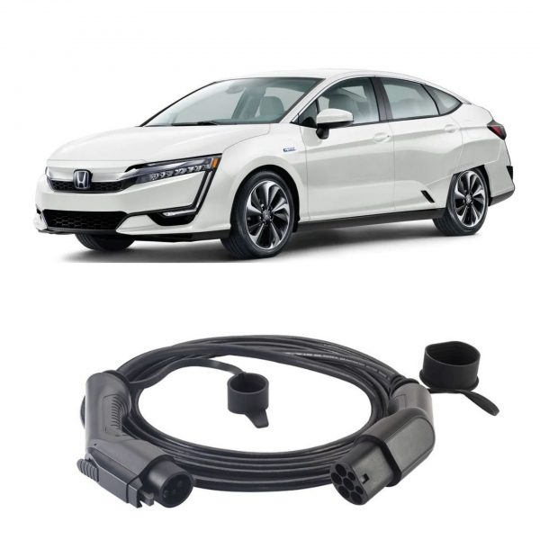 honda clarity phev 2 600x600 - Honda Clarity (Plug-in Hybrid) Charging Cable - EV Cable Shop